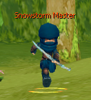 Snowstorm master