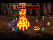 Pyro Pillar Eternal Blue Complete
