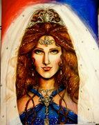The Queen by AbbiDaSquirrel