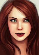 Scarlet Benoit Portrait