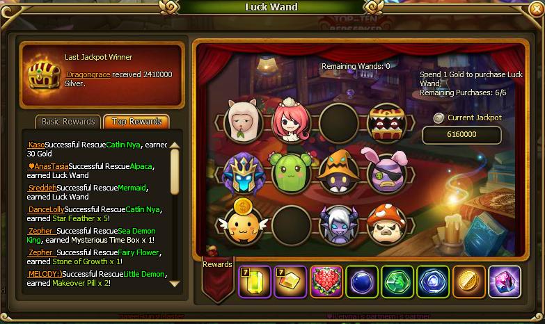 Lucky Wand