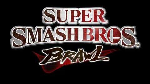 Corneria - Super Smash Bros