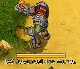 Advanced Orc Warrior (Level 2)