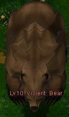 Violent Bear (Large)