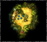Map Bernard Cabin
