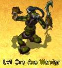 Orc Axe Warrior (Level 1)