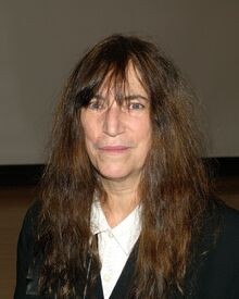 1280px-Patti Smith 2 2011 Shankbone