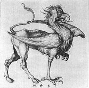607px-Martin Schongauer Griffin