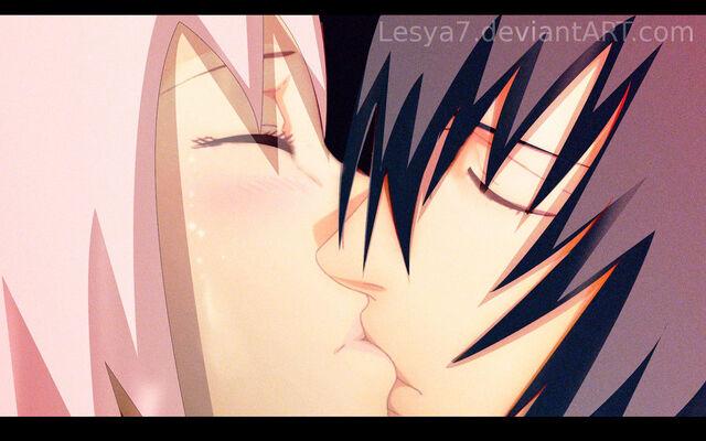 File:Sasuke x sakura kiss by lesya7-d6df719.jpg