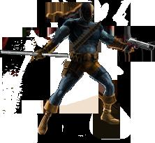 Deathstroke Masked-Judas