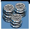 Silver PVP Reward Icon
