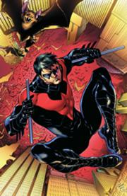New 52 Nightwing