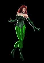 Classic Poison Ivy-Hero
