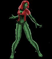 Arkham-Poison Ivy