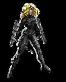 CW-Black-Canary-Sprite