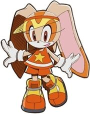 Sonic Riders Cream
