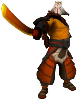 DOTA2 Juggernaut