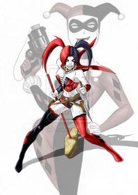 Suicidal Squad Harley Quinn