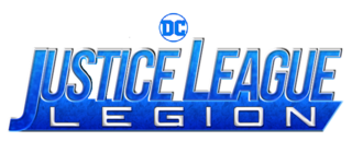 DC Justice League Legion Logo
