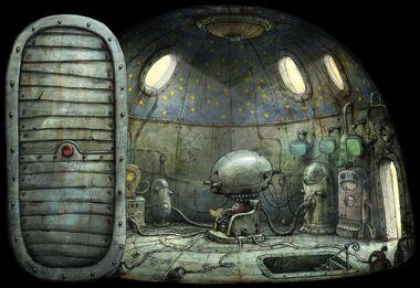 Mini-game 20 on-screen