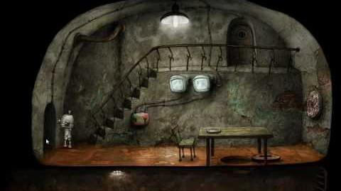 Machinarium Walkthrough Level 6
