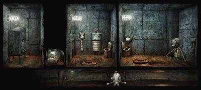 5. Prison Cells