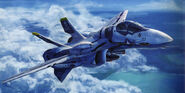 VF0S Fighter