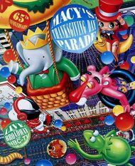 Macy's Parade 1991 Poster