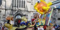 Goldfish on Parade