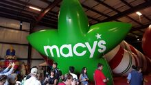 Macy's Green Star 2014