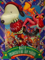 Macy's Parade 1988 Poster