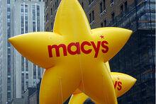 Macy's Yellow Star