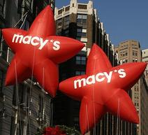 Macy's Red Stars