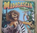 Madagascar Sticker-Alben