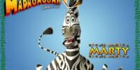 Marty the Zebra