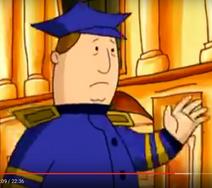 Policeman White Lie