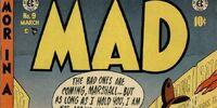 MAD Magazine Issue 9
