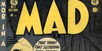 MAD Magazine Issue 1