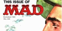MAD Magazine Issue 82