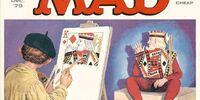 MAD Magazine Issue 211