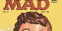 MAD Magazine Issue 41