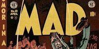 MAD Magazine Issue 10