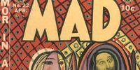 MAD Magazine Issue 22