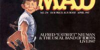 MAD Magazine Issue 270
