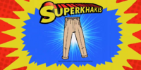 Superkhakis