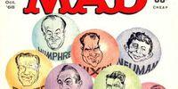 MAD Magazine Issue 122
