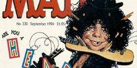 MAD Magazine Issue 330