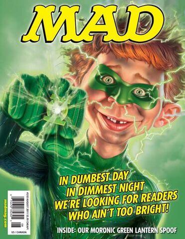 File:MAD Magazine Issue 510.jpg
