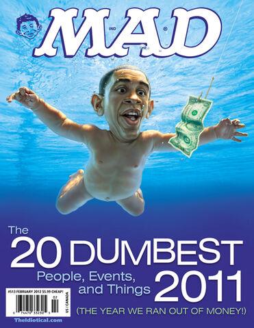 File:MAD Magazine Issue 513.jpg
