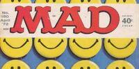 MAD Magazine Issue 150